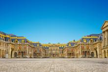 Versailles Palace Entrance,sym...