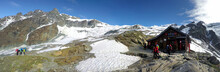 Panoramic View Of  Lac Blanc R...