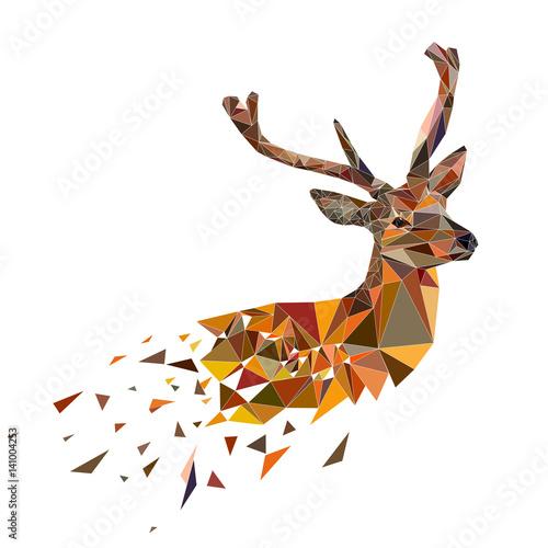 multicolor-glowa-jelenia-z-rogami-ilustracja-wektorowa-w-stylu-wielokata