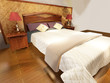 rendering bed room,so comfortable.