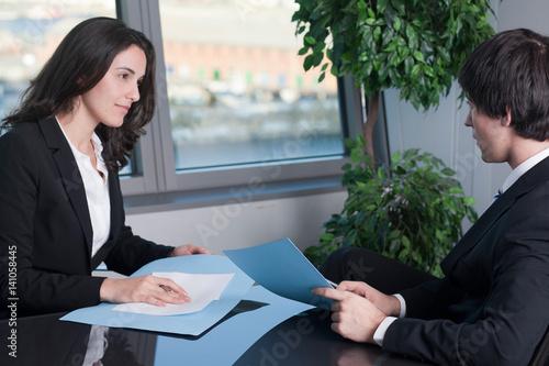Photo Mitarbeiter beurteilen