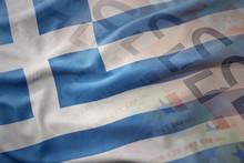 Colorful Waving National Flag ...