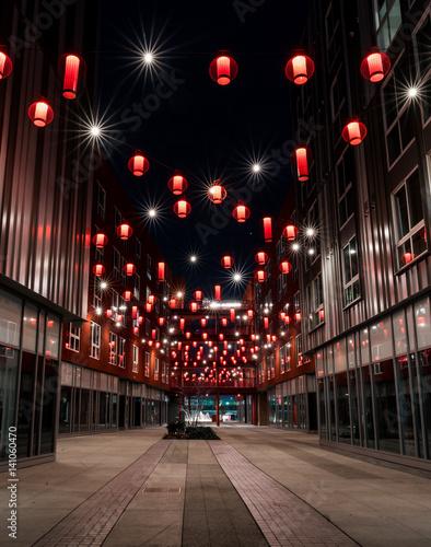 Chinatown Lights DTLA
