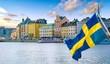 Leinwanddruck Bild - Stockholm, Suède