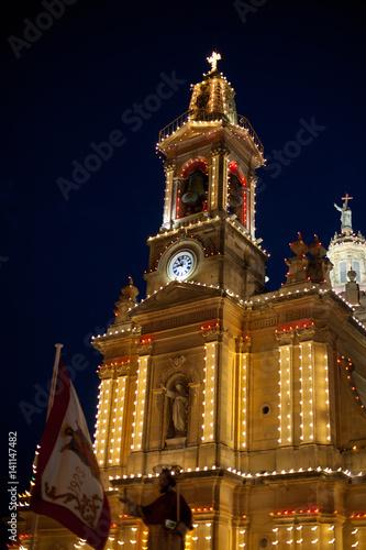Fototapeta Church of the Sacred Heart of Jesus obraz na płótnie