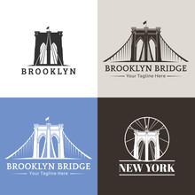 New York Symbol - Brooklyn Bri...