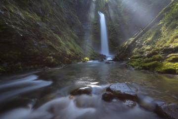 Fototapeta Cascades North West Washington State USA