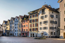 Arcas Sq In The Swiss Town Of ...