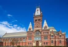 Memorial Hall Of Harvard Unive...