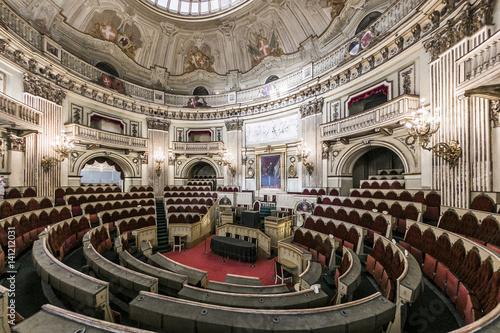Fotografia  inaugurazione apertura della Camera del Parlamento subalpino