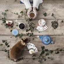 Alice In Wonderland Themed Tea...