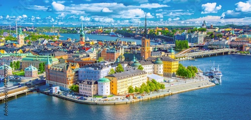 In de dag Noord Europa Stockholm, Suède