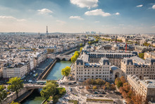 Summer In Paris France