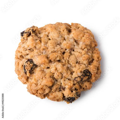Photo  oatmeal cookies