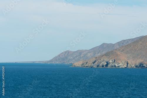 Magdalena Bay, Baja California Poster