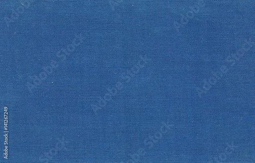 Fotografia, Obraz  blue color canvas pattern.