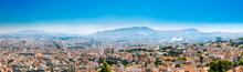 Urban Panorama, Aerial View, C...