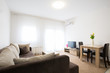 Living room apartment interior design