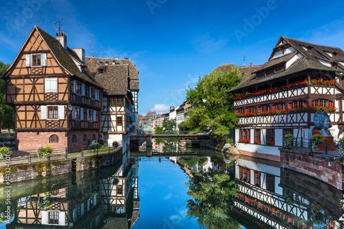 Maison des Tanneurs (tanners house), Strasbourg, France Poster