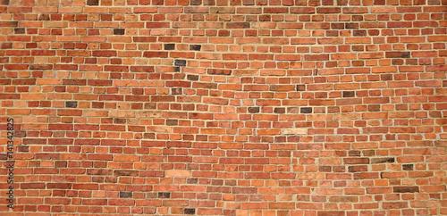 Fototapeta cegła, mur, ceglany, cegły,  obraz