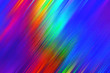 canvas print picture - Abstract background with lines and colors