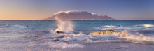 Sunrise Over Table Mountain An...