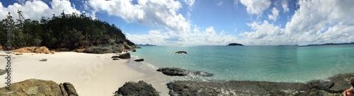 Whitehaven beach view Canvas Print