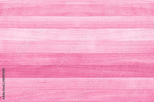 Pink paint wood texture background pattern - 141407640