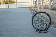 A Damaged Bike Wheel Is All Th...
