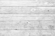 Leinwandbild Motiv White wood planks background