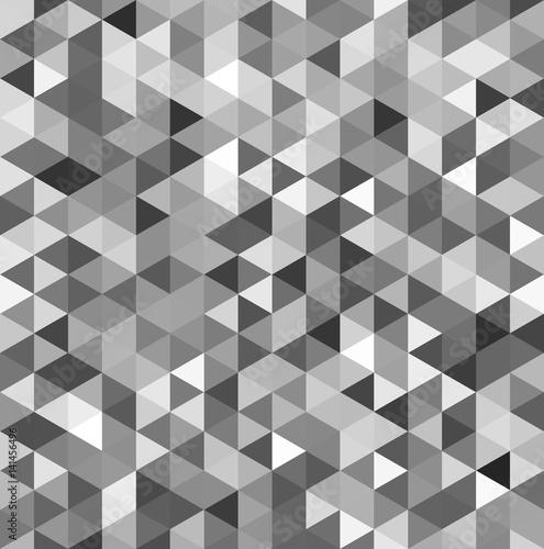 Fototapeta na wymiar Wzór geometryczny z trójkątów