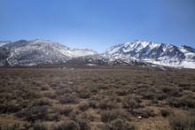 The High Sierra's In California
