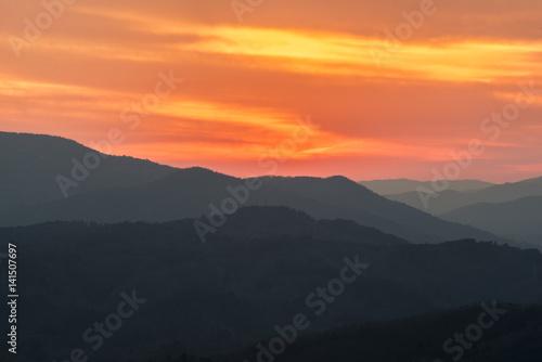 Fototapety, obrazy: Mimasaka Sunset 2