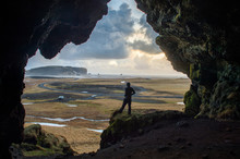 Dryholaus Cave Iceland, Small ...