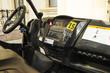 ATV Quad bike close up