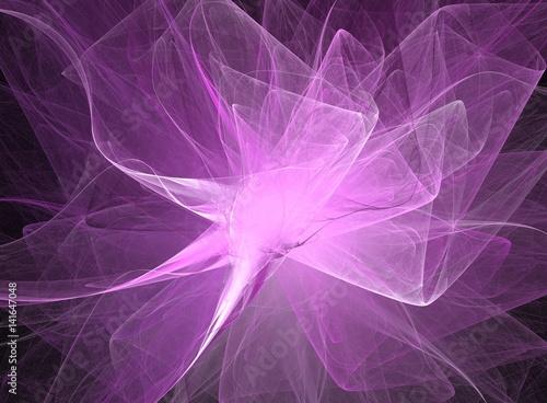 fraktal-fioletowy-kwiat-abstrakcyjne-tlo