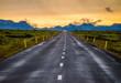 Ring road (nember 1) of Iceland