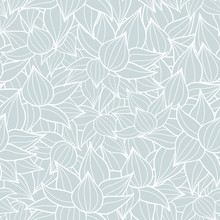 Vector Succulent Plant Texture...