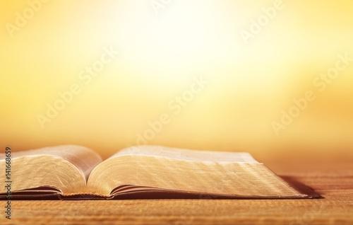 Fotografía Bible.