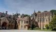 manoir, château et jardin anglais