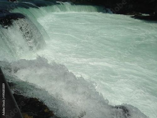 Foto auf Gartenposter Wasser Manavgat Wasserfall