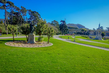 Beautiful Golden Gate Park In ...