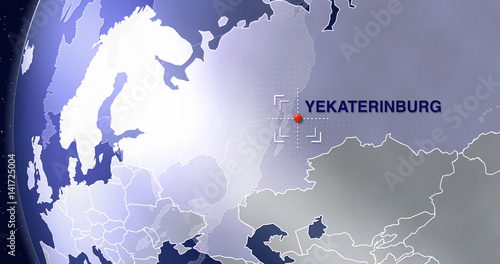 YEKATERINBURG, Country Map, Russia City Location, illustrated ... on rio de janeiro map world, sakha republic map world, madrid map world, buenos aires map world, toronto map world, bogota map world, tehran map world, taipei map world, berlin map world, harbin map world, paris map world, kathmandu map world, kiev map world, zurich map world, karachi map world, kabul map world, mumbai map world, brussels map world, warsaw map world, shanghai map world,