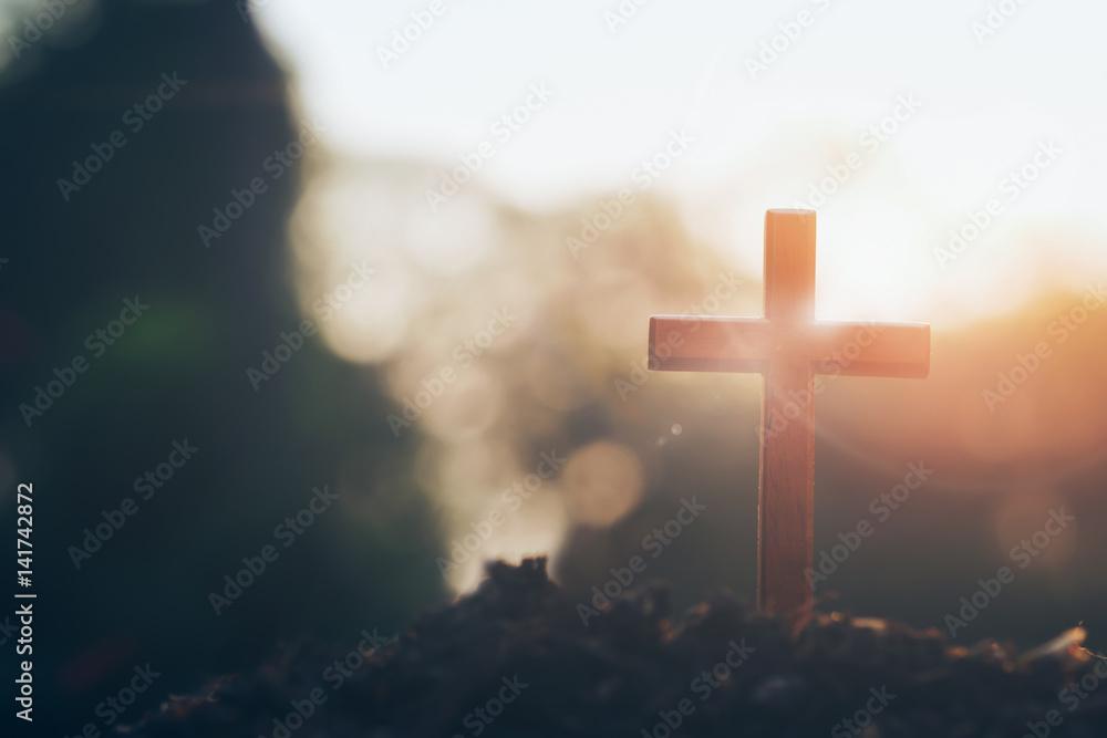 Fototapety, obrazy: Christian, Christianity, Religion background.