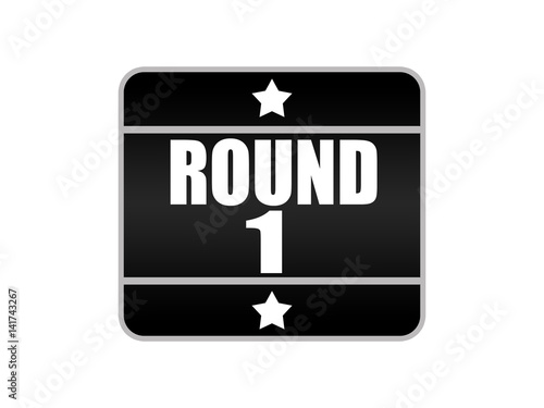 Round 1 Board Poster