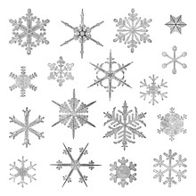 Snowflake Collection / Vintage...