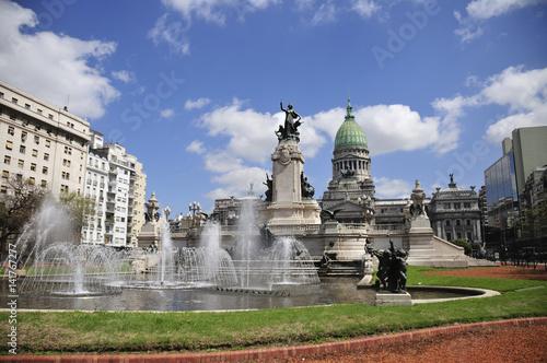 Keuken foto achterwand Buenos Aires Congreso Nacional, Buenos Aires