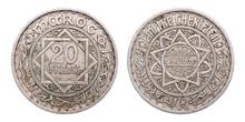 Coin 20 Francs. Kingdom Of Mor...