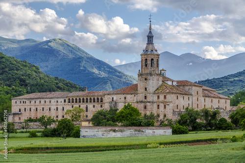Foto Monastery of Yuso, San Millan de la Cogolla