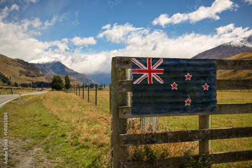 Papiers peints Nouvelle Zélande New Zealand landscape